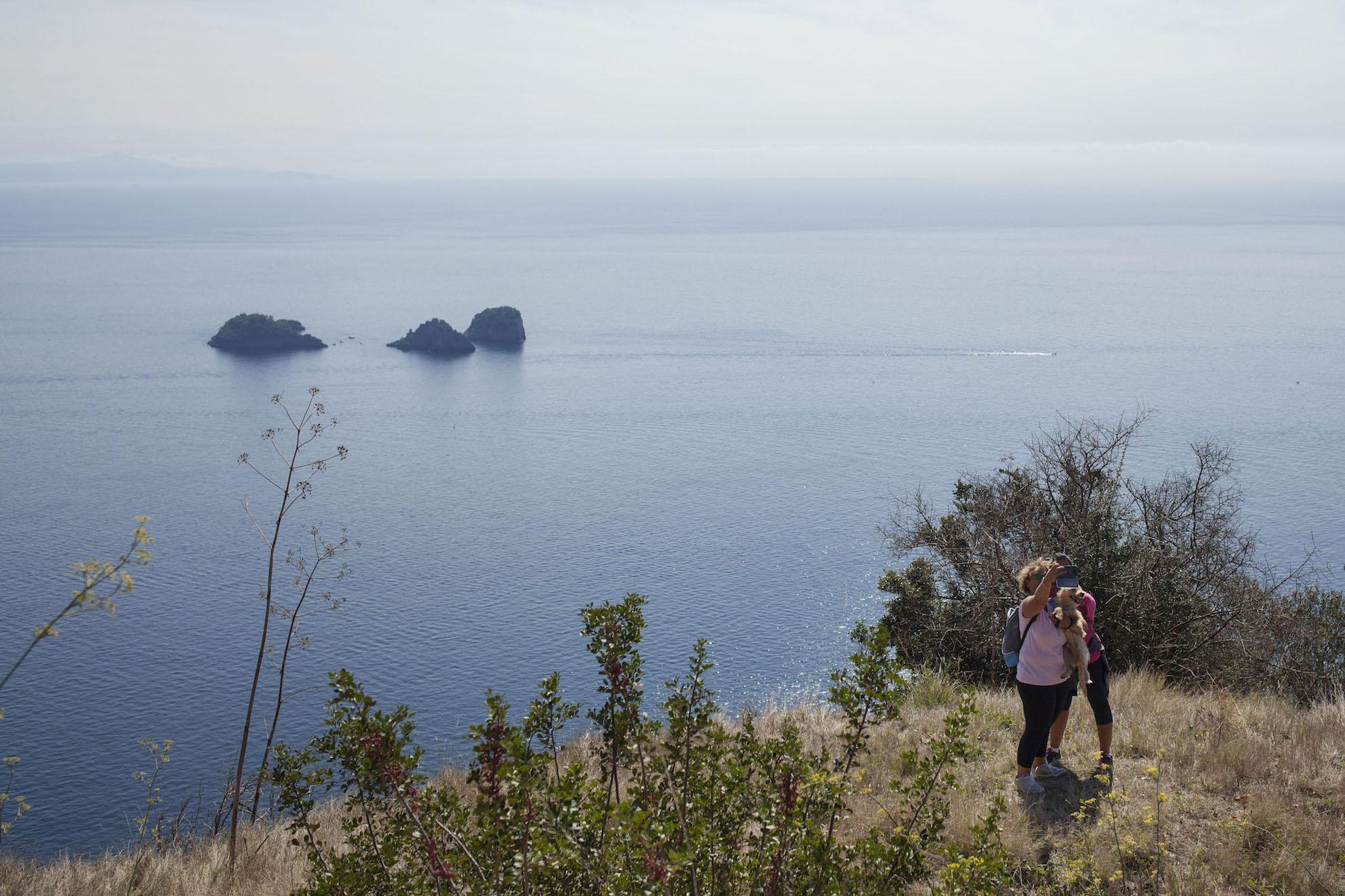 L'arcipelago de Li Galli | Ph. Machi di Pace - Trentaremi