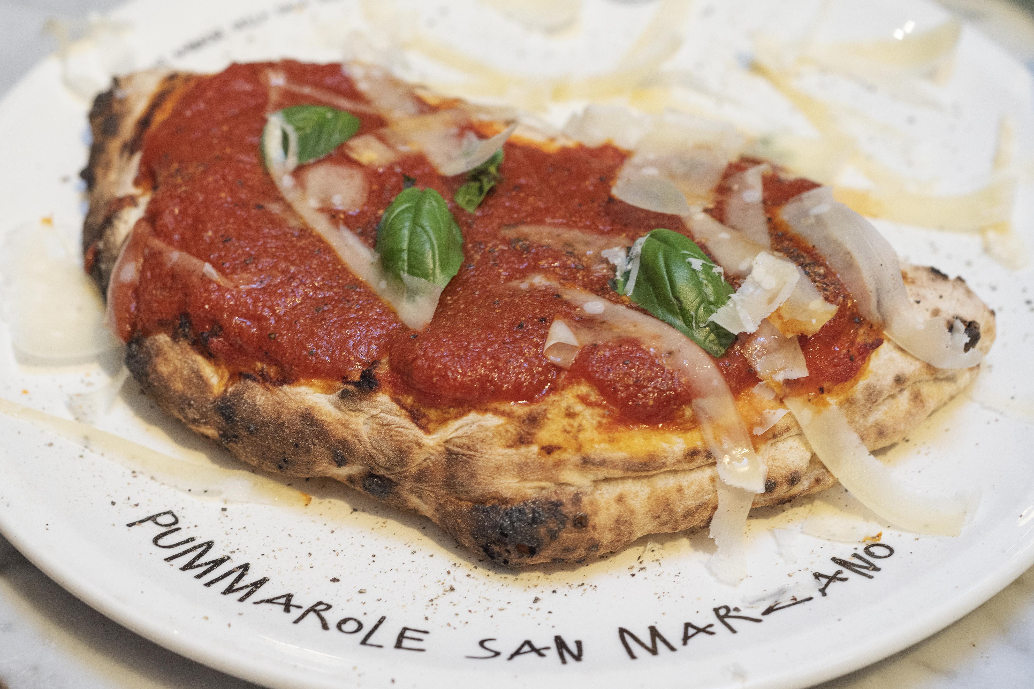 Pizza al ragù | Ph. Anna Monaco - Trentaremi