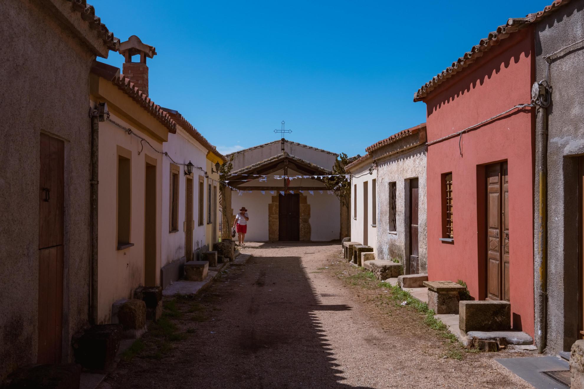 La chiesetta di San Salvatore di Sinis | Ph. Valentina Sinis - Trentaremi
